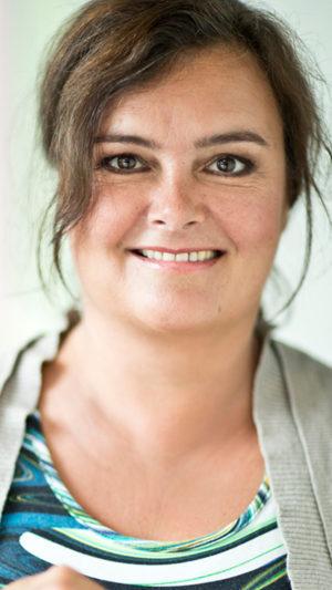 Psychotherapeut Karen Gielis